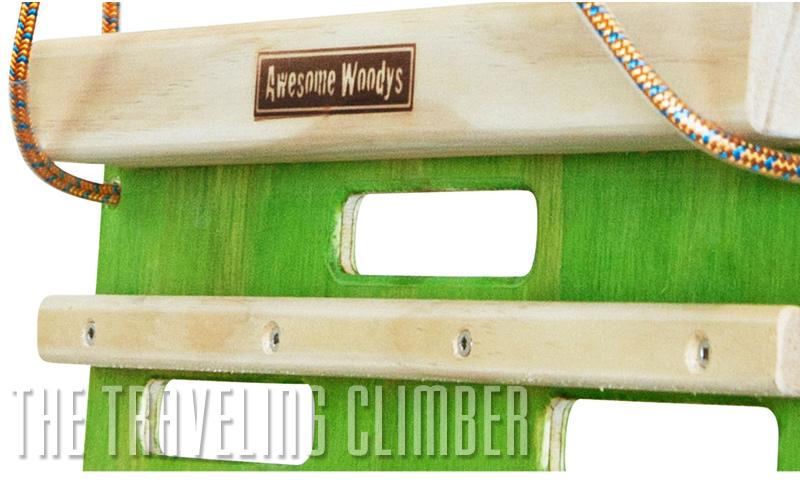 Portable Hangboard