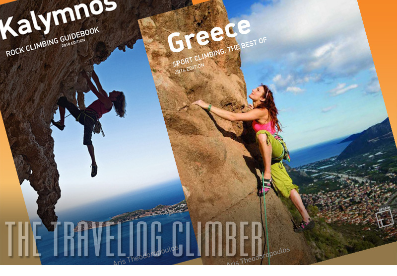 Kalymnos guidebook header
